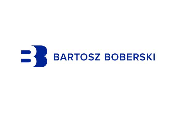 Bartosz Boberski_Logo by Dawid Koniuszewski Design