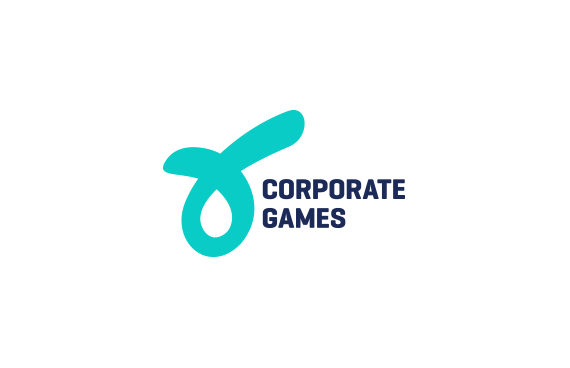 Corporate Games_Logo by Dawid Koniuszewski Design