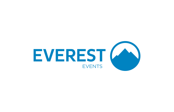 Everest Events_Logo by Dawid Koniuszewski Design