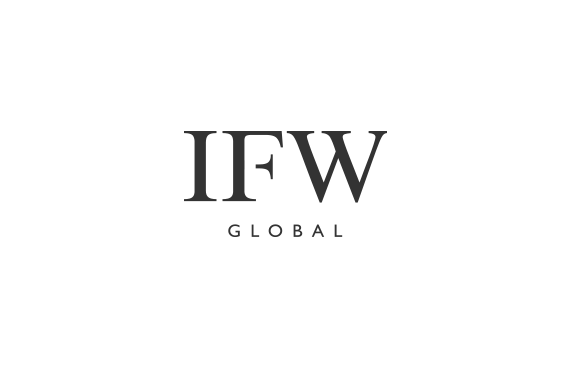 IFW Global Logo_by Dawid Koniuszewski Design