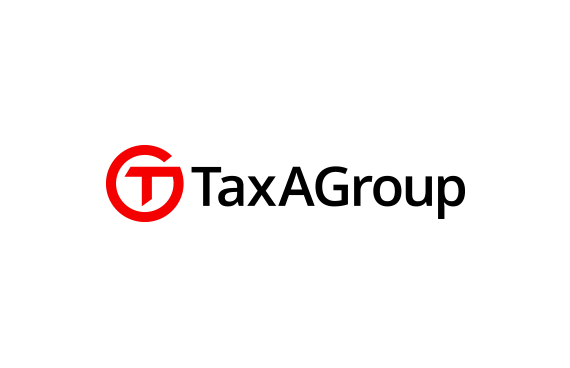 TaxaGroup_Logo by Dawid Koniuszewski Design