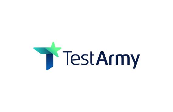 TestArmy Logo_by Dawid Koniuszewski Design