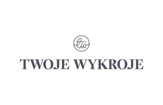 Twoje Wykroje_Logo by Dawid Koniuszewski Design