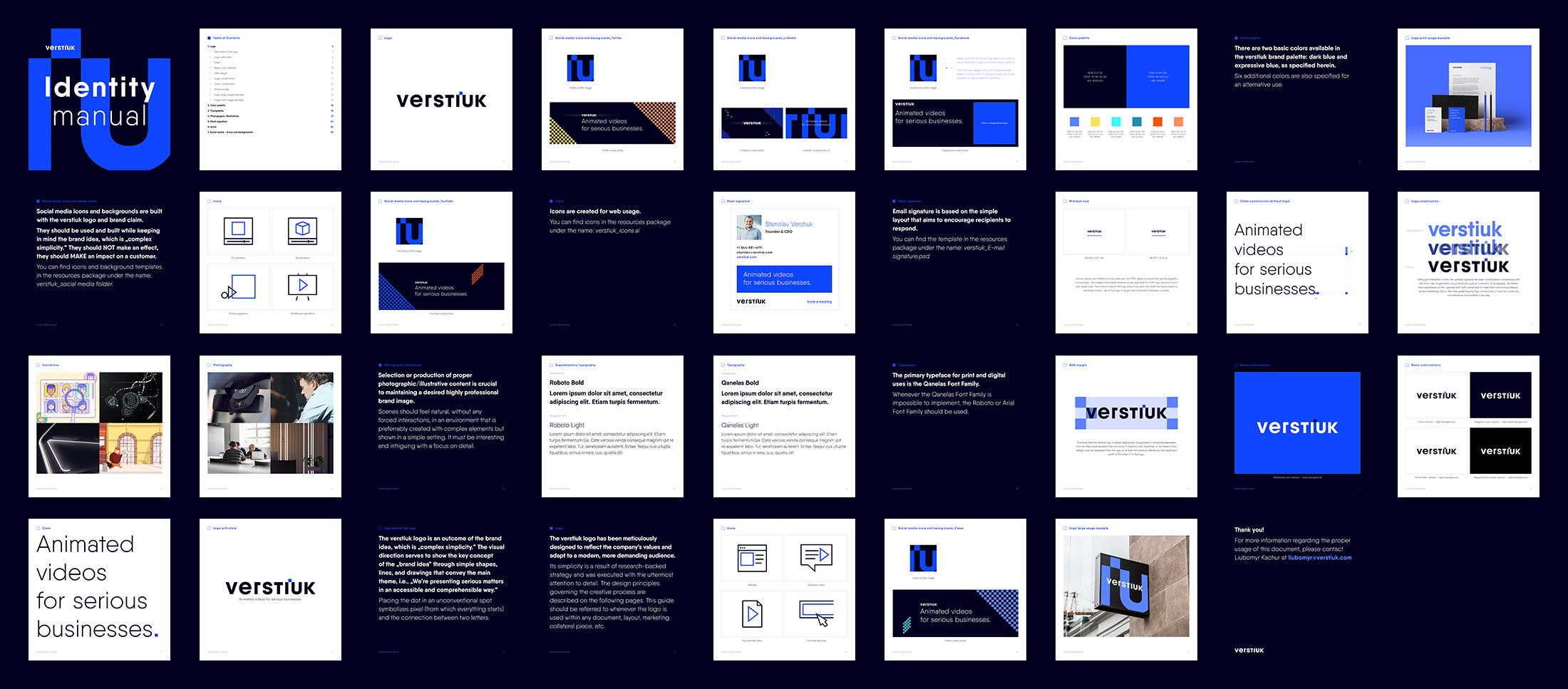 Dawid Koniuszewski Design_Verstiuk_Identity manual
