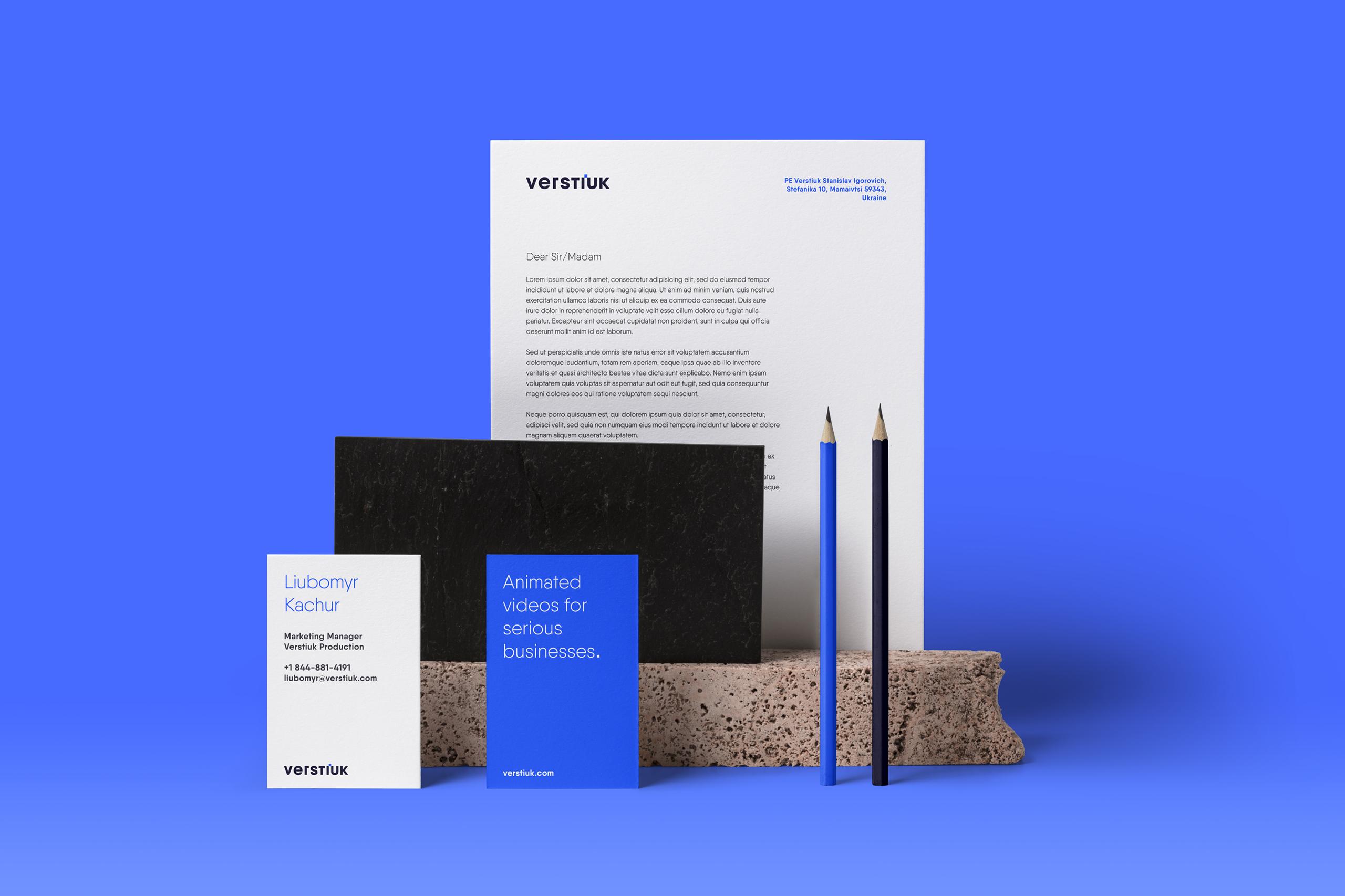 Dawid Koniuszewski Design_Verstiuk_Identity