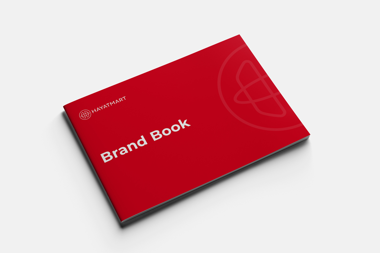 Hayatmart brand book by Dawid Koniuszewski Design