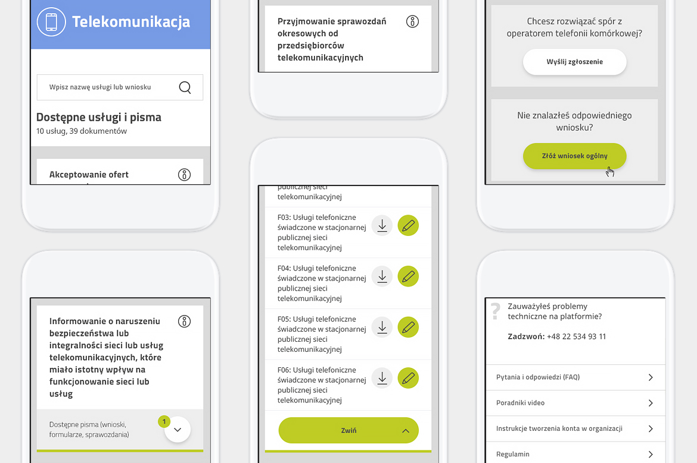 PUE Responsive web design_mobiles by Dawid Koniuszewski Design