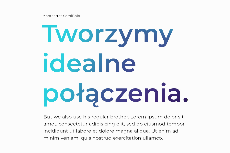 Talenger font by Dawid Koniuszewski Design