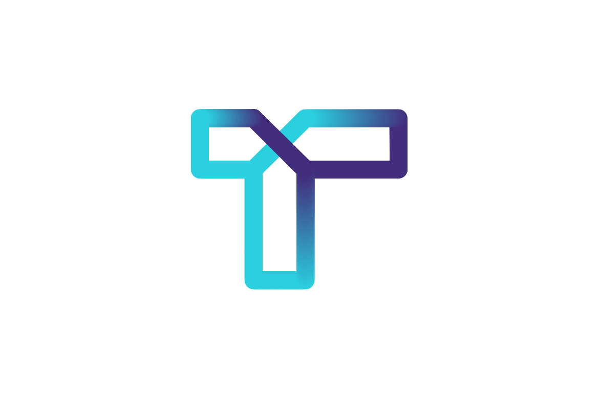Talenger logo mark by Dawid Koniuszewski Design